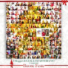 Buone feste da tutti noi blogger di GZ! http://blog.giallozafferano.it/community/