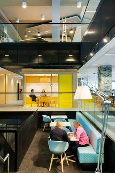 REA Group Melbourne by futurespace