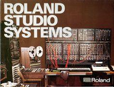 Roland Studio Systems - 1970s modular system