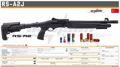 Armsan Silah Sanayi ve Ticaret A.Ş. - RS-A2J Military Weapons, Weapons Guns, Guns And Ammo, Tactical Shotgun, Tactical Gear, Tactical Accessories, Custom Guns, Army Vehicles, Weapon Concept Art