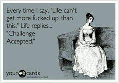 Fucked up life