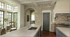 Kitchen in Houston.  Architect: Bobby McAlpine.  Interior Designer: Bellacasa