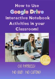 Want 100% student engagement?  Students LOVE Google Drive Activities. Here is an easy step-by-step tutorial on how to use them in your World Language Classroom. #GoogleDriveActivities #DigitalInteractiveNotebookActivities #WorldLanguage
