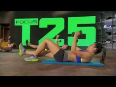 Focus T25 Workout Low Impact Modifications