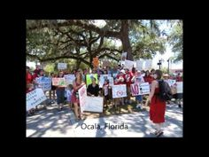 March Against Monsanto -  May 25, 2013 Video Compilation of Millions Marching Against Monsanto All Over the World