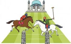 The first recorded polo tournament was in 600 BC when the Turkomans beat the Persians in a public match. The One, Old Things, Public, Polo, History, Argentina, Polos, Historia, Tee