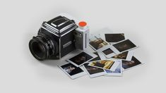 A project to merge a Hasselblad and a FujiFilm Instax 9 - DIY Photography Focal Distance, Medium Format Camera, Classic Camera, Creative Labs, Light Leak, Take Apart, Instant Camera, Swedish Design, Depth Of Field