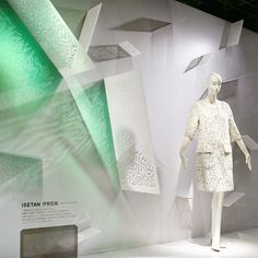 "ISETAN,Tokyo,Japan, ""Light,Rays and Reflection"", pinned by Ton van der Veer"