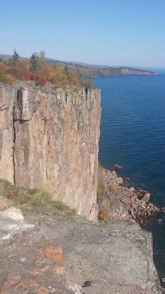 Palisade Head, Silver Bay, Minnesota. I miss this place!