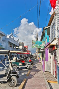 Quiet Moment on Barrier Drive - San Pedro Town, Ambergris Caye, Belize - December 2012 by AJ Baxter Barbados, Jamaica, Belize Vacations, Belize Travel, Honeymoon Destinations, Honduras, Bolivia, Costa Rica, Puerto Rico