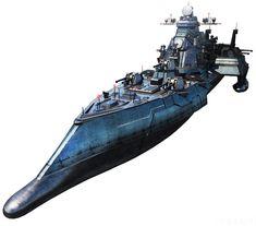 Armoured Core V: Battleship