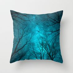 Stars Cannot Shine Without Darkness Throw Pillow by Soaring Anchor Designs ⚓ - $20.00