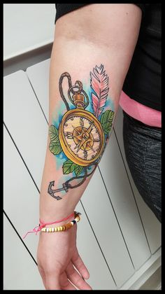 Colored Compass
