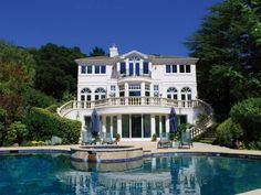 French Style Mansion in California