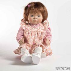 Как сшить куклу-младенца - мастер-класс от Heidi Kreis Baby Dolls, Sewing Ideas, Sewing Projects, Doll Clothes, Baby Kids, Rag Dolls, Cloth Art Dolls, Trapillo, Feltro