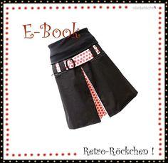 Nähanleitungen Mode - E-Book,ebook,Schnitt,Retro-Rock ! - ein Designerstück von allerlieblichst bei DaWanda