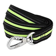 Dog Leash, Itery Reflective Dog Leash Pet Safety Walking ...
