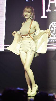 kpop, secret, and hyosung image Sexy Asian Girls, Beautiful Asian Girls, Stage Outfits, Sexy Outfits, Hyosung Secret, Glitter Outfit, Plaid Fashion, Asian Woman, Bikini Girls