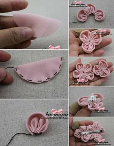 Exceptional diy flowers information are readily available on our website.- Exceptional diy flowers information are readily available on our website. Take a… Exceptional diy flowers information are readily… - Ribbon Crafts, Flower Crafts, Fabric Crafts, Sewing Crafts, Diy Crafts, Cloth Flowers, Felt Flowers, Diy Flowers, Kanzashi Flowers