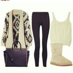Winter fashion!! Omgg.. I LOVE THISSS