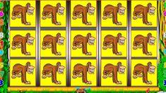 ОБЕЗЬЯНКИ ДАЛИ ПРОХОД! Игровой автомат Crazy Monkey slot, бонус игры с п...