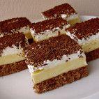 """Se prepară ușor și are un gust divin - Prăjitura """"Înghețată falsă"""" Sweets Recipes, Cake Recipes, Cooking Recipes, Czech Recipes, Romanian Food, Mini Cheesecakes, Polish Recipes, Food Cakes, Sweet Desserts"""