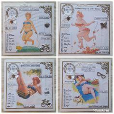 Hilda kort Cards, Maps
