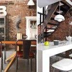 PARETE MATTONI A VISTA CUCINA:69 CUCINE CON PARETI DI MATTONI A VISTA  Parete mattoni a vista cucina. Una parete di mattoni a vista in cucina può essere allo stesso tempoclassica, rustica, elegante, accogliente e moderna. Crea una...