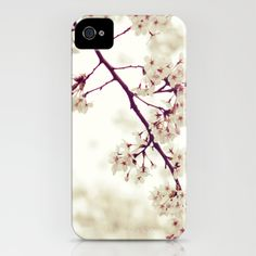 Music of Spring iPhone Case by Shilpa - $35.00