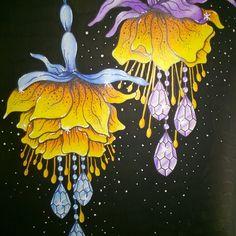 #sommarnatt #hannakarlzon #adultcoloringbook