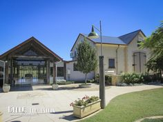 Barrett Lane is a new Swan Valley reception centre with views over the vines to the Swan River and various options for limo access Perth Wedding Venues, Wedding Car, Swan, Centre, Beautiful Places, Reception, Weddings, Mansions, House Styles