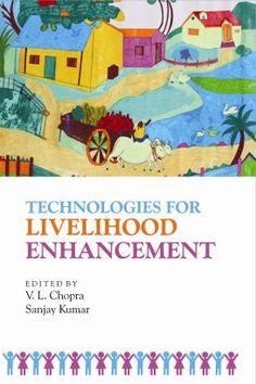 Horticulture Books, Technologies for Livelihood Enhancement: V.L. Chopra and Dr. Sanjay Kumar:, 9789383305810 - nipabooks.com