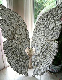 Ángel alas