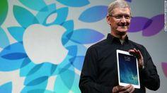Apple unveils lighter iPad Air - #Apple #newipad #iPad #Air #iPadair