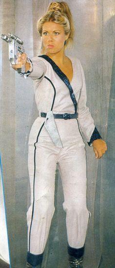 """Glynis Barber As Soolin from """"Blakes Science Fiction, Fiction Movies, Sci Fi Movies, Sci Fi Tv Series, Sci Fi Tv Shows, Glynis Barber, Tv Girls, Space Girl, Female Hero"""