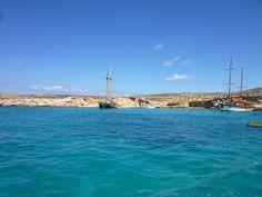 Nave,Blue Lagoon→Mgarr Porto, Gozo, Malta