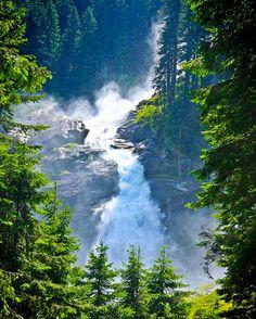 So Beautiful Krimml Falls – Australia