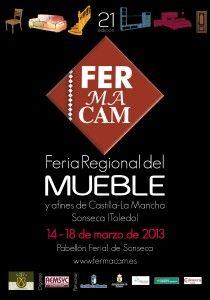 AEMSYC prepara una nueva edición de la Feria Regional del Mueble y Afines FERMACAM 2013: http://feriade.com/blog/2013/01/aemsyc-prepara-una-nueva-edicion-de-la-feria-regional-del-mueble-y-afines-fermacam-2013/#