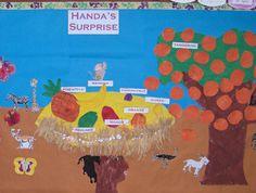 Handa's Surprise Classroom Display Photo - SparkleBox