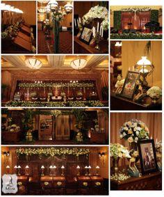 Javanese Wedding Decoration I #adizaphotography #Sultanhotel