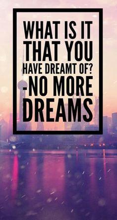 BTS || NO MORE DREAM || LYRICS || WALLPAPER