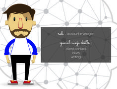 Rob - Account Manager