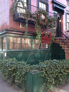 Waverly Inn in New York City, good food and service, romantic #restaurant