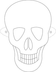 skull mask coloring pages free online printable coloring pages, sheets for kids. Get the latest free skull mask coloring pages images, favorite coloring pages to print online by ONLY COLORING PAGES. Skull Coloring Pages, Halloween Coloring Pages, Coloring Pages For Kids, Skeleton Mask, Skull Mask, Masque Halloween, Halloween Face Mask, Cute Halloween Decorations, Halloween Crafts For Kids