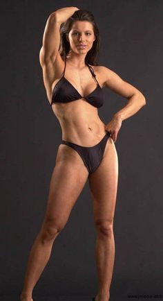 Jelena Abbou - IFBB Figure Competitor and Fitness Model http://hubpages.com/sports/jelena-abbou-fitness  #ifbb #ifbbpro