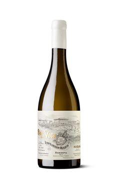 Packaging para Rioja Vega Tempranillo Blanco Reserva (D.O.Ca. Rioja)