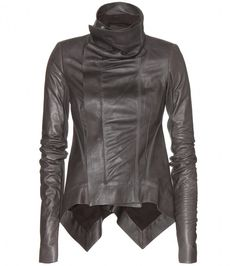 Rick Owens Naska leather jacket