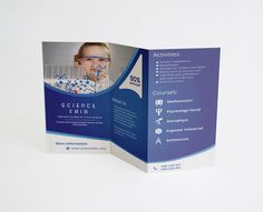Corporate TriFold Brochure By Graphicsauthor  Templates