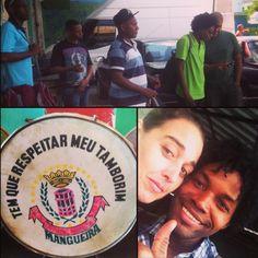 Bateria Samba Groove da Mangueira