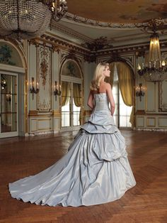 Wedding dresses and bridals gowns by David Tutera for Mon Cheri for every bride at an affordable price  |  Wedding Dresses  |  Style #211243 - Desirae
